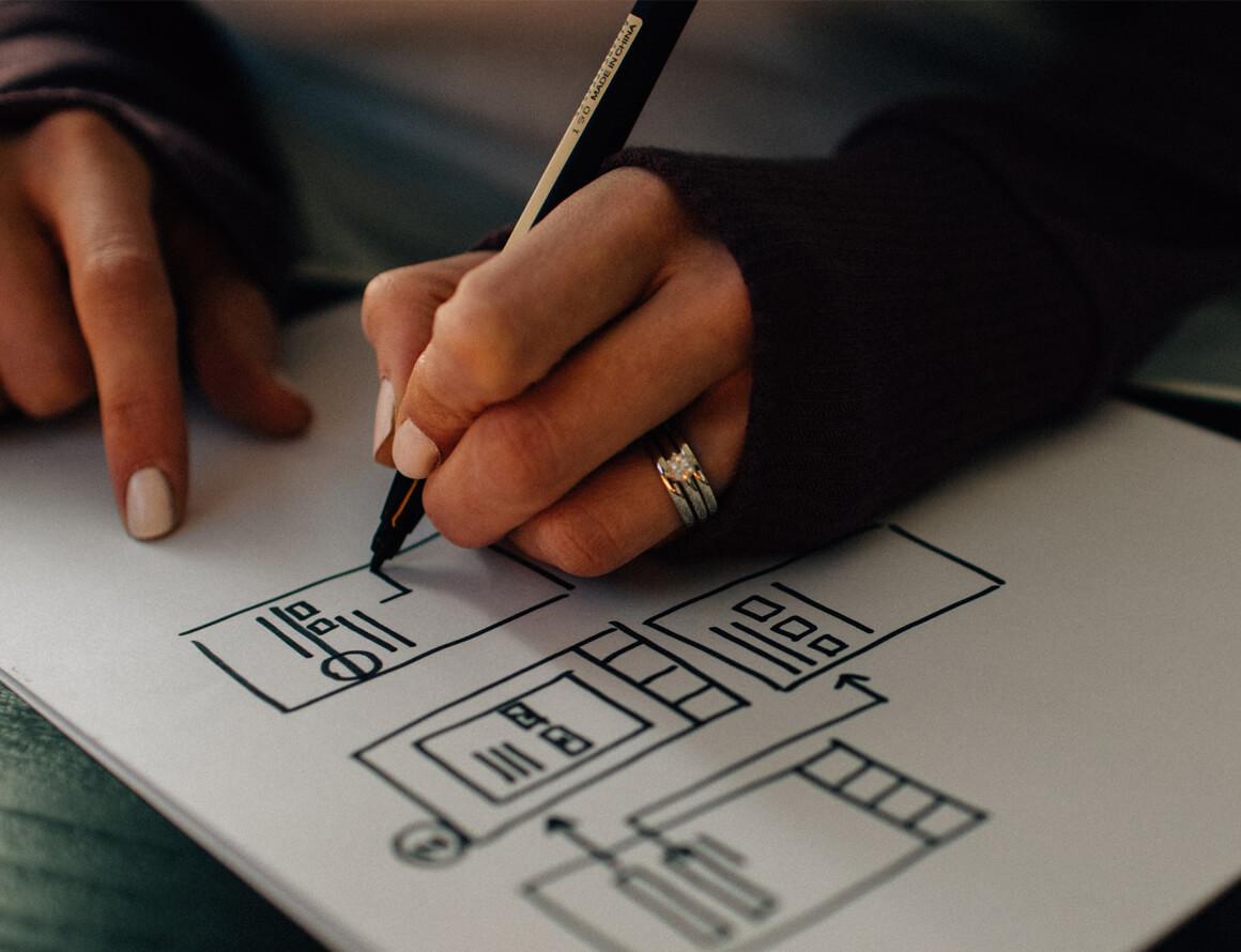 Design & UX Web Design